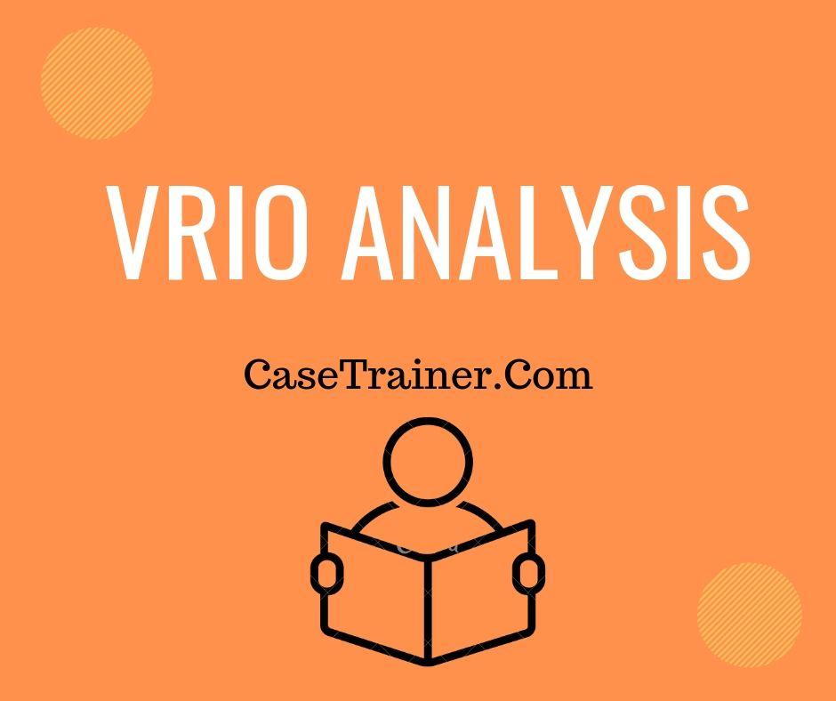 Vrio Analysis